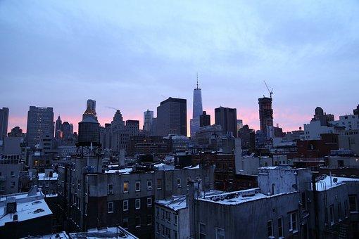 New York, Big Apple, One World Trade Center, 1wtc