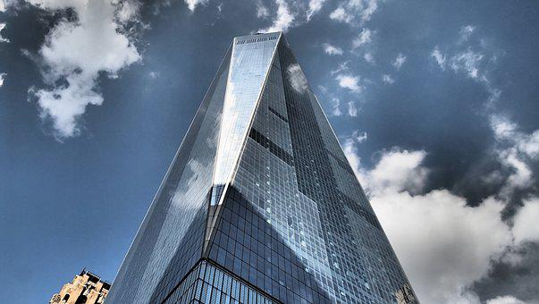 One World Trade Center, New York, Usa