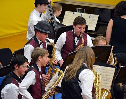 Music, Saxophone, Jazz, Instrument, Performance