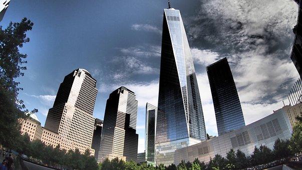 One World Trade Center, New York, Usa