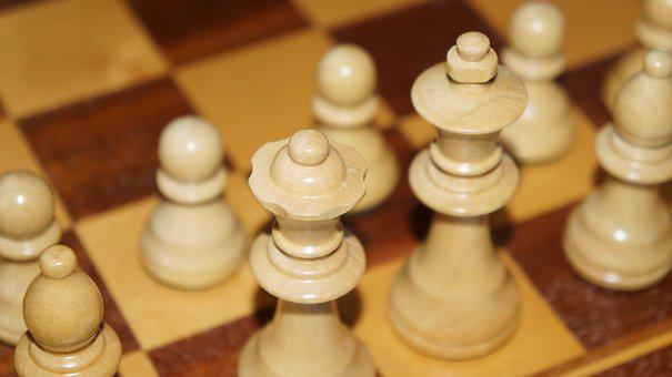 Chess Game, Figures, Chess, Play, King, Chess Pieces