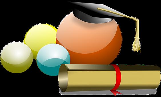 Graduate, Graduation, School, Student, University