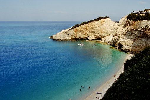 Lefkada, Island, Greece, Greek, Vacation, Holiday, Sea