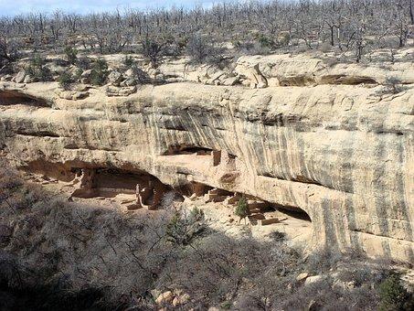Mesa Verde, National Park, America, United States