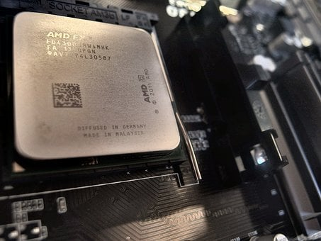 Processor, Motherboard, Gigabyte, Technology, Computer