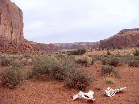 Monument Valley, Rock Formations, Rocks, Colorado, Usa