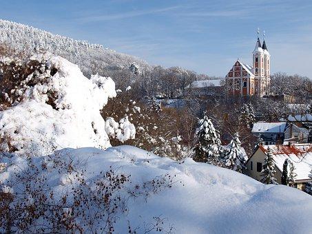 Baranya, Máriagyűd, Siklós, Basilica, Pilgrimage Church