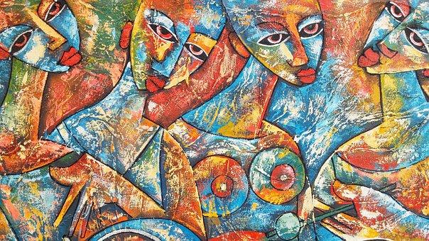 Art, Painting, Work Of Art, Artistic, Creative
