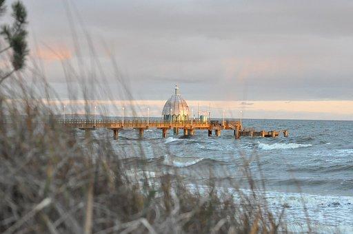 Usedom, Baltic Sea, Island Of Usedom, Western Pomerania