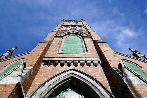 Town Hall, Church, Halifax, Canada, Religion