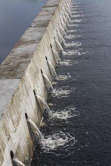 Echo Park, Pampanga, Water, Flow, Symentry