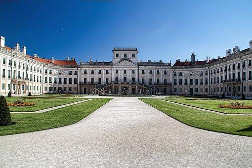 Fertod, Castle, Eszterháza, Hungaria