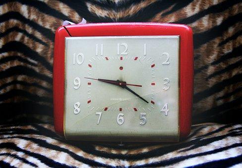 Retro, Clock, Vintage, Watch, Hour, Classic, Antique