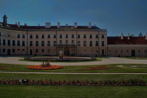 Fertod, Hungaria, Castle, Eszterháza