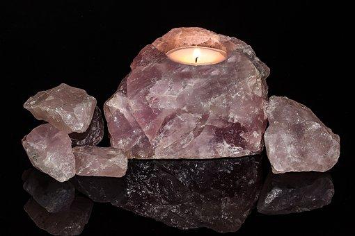 Rose Quartz, Mineral, Pink, Crystal Decoration, Quartz