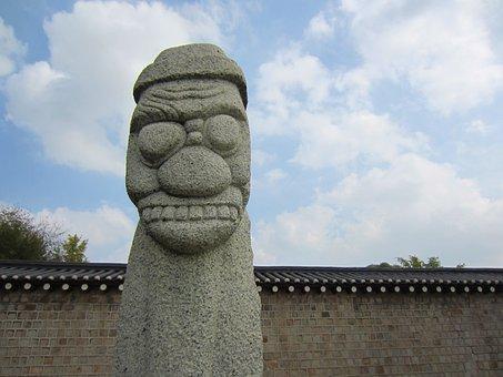 Dol Hareubang, Tol Harubang, Hareubang, Harubang, Seoul