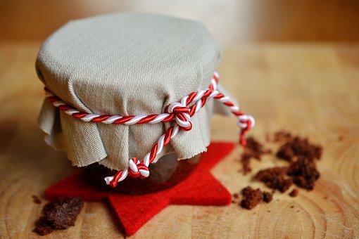Cake In Glass, Cake, Self-made, Bake, Boil Down, Make A