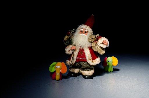 Christmas, Santa, Father Christmas, Winter, Mood, Xmas