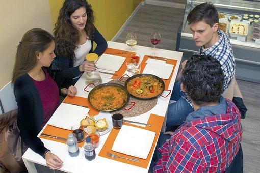 Paella, Food, Restaurant, Franchise, Rice, Valencia