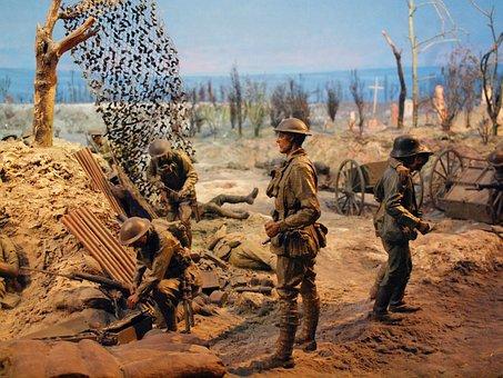 War, Soldier, Fight, Military, Army, Gun, Battle