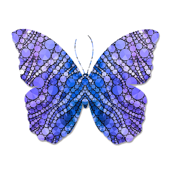 Butterfly, Animal Print, Pattern, Insect, Decorative