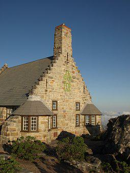 Building, Shop At The Top, Table Mountain, South Africa