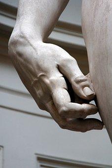 David, Florence, Italy, Statue, Sculpture, Michelangelo