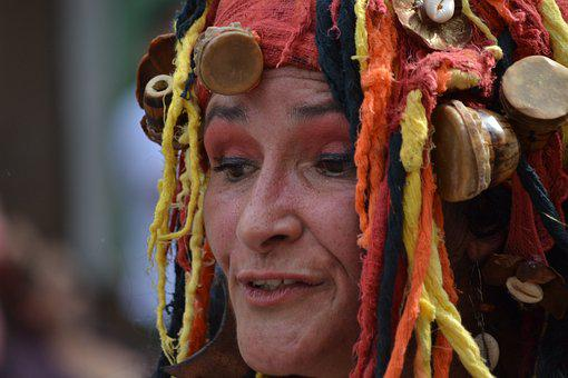 Candombe, Music, Ritual, Party, Outfit, Group, Festive