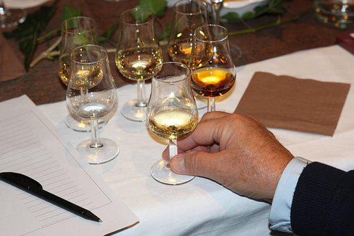 Whisky, Pen, Tasting, Drink, Paper, Hand, Scotland