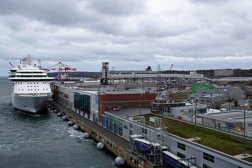 Port, Halifax, Canada