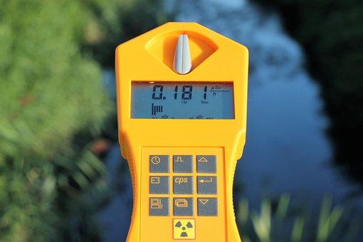 Geiger Counter, Gamma, Dosimeter, Electronic