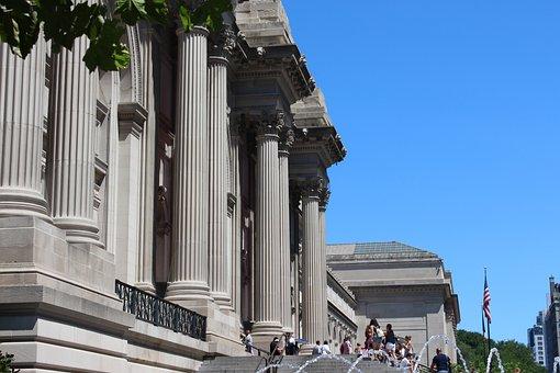 Metropolitan Museum, Nyc, New York City, The Met