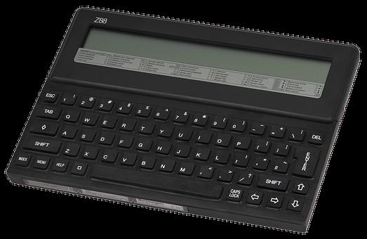 Cambridge Z88 Computer, A4, Laptop, 1988, Pc
