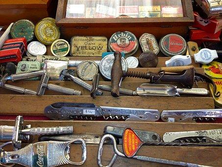 Vintage, Flee, Retro, Market, Travel, Antique