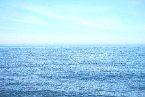 Water, Blue, Sky, Summer, Travel, Color, Vacation