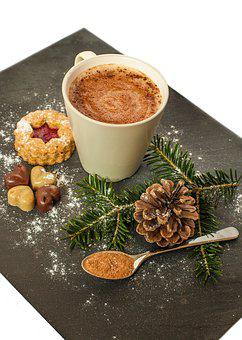 Hot Chocolate, Cocoa, Advent, Chocolate, Christmas