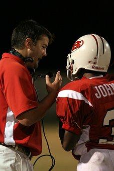 Football, Coach, Coaching, Player, Sport