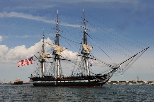Charlestown, Massachusetts, Uss Constitution, Famous