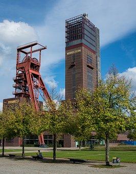 Gelsenkirchen, Bill, Ruhr Area, Nordstern, Mining