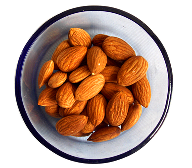 Almonds, Oil, Nutrition, Ingredient, Organic, Natural