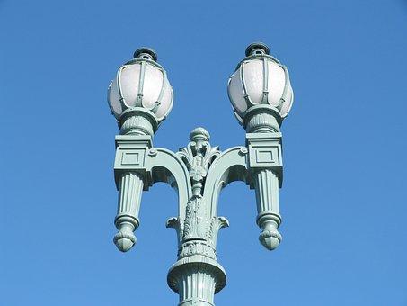 Lamp Posts, Lampposts, Streetlight, Street Lamp