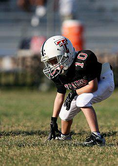 Football, Stance, Player, Youth League, Sport, Male