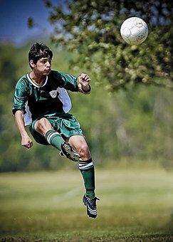 Soccer, Kick, Kicking, Ball, Sport, Player, Football