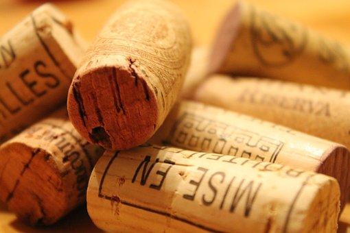 Wine, Cork, Red Wine, White Wine, Bottle, Drink