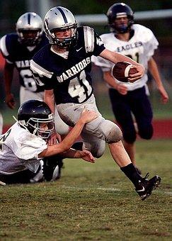 Football, Running Back, Player, Ball Carrier