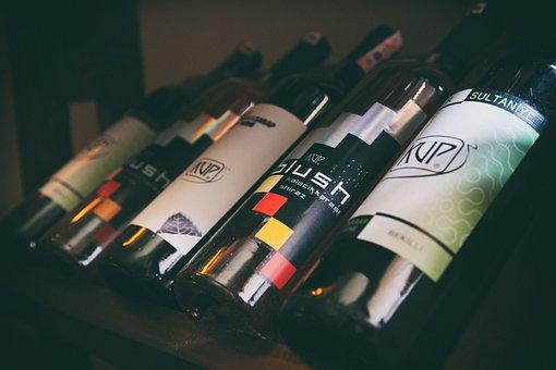 Wine, Bottle, Wine Bottle, Alcohol, Drink, Red, Glass