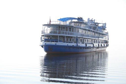 M V, River, Lake, Kuriz, Water, Marina