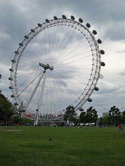 London, London Eye, Ferris Wheel