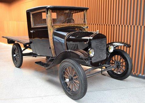 Park-science-granada, Antique Car, Automobile