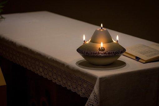 Candle, Prayer, Religion, Faith, Religious, Pray